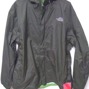 NWT The North Face Men's Venture Rain Jacket LARGE